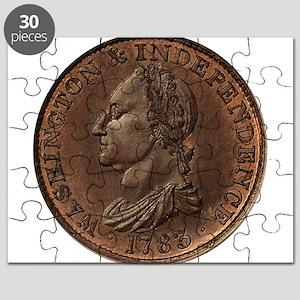 1783 Washington Puzzle