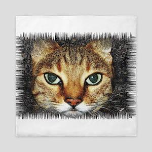 cat Queen Duvet