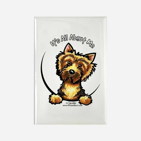 Norwich Terrier IAAM Rectangle Magnet