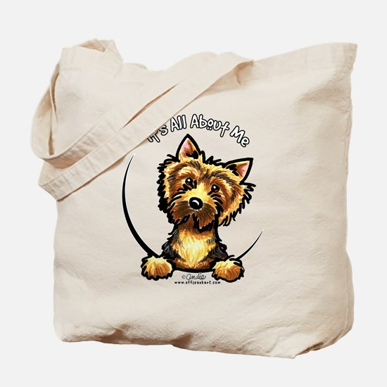 Norwich Terrier IAAM Tote Bag