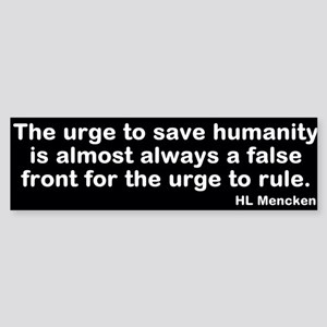 Mencken on Government