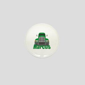 Trucker Marcus Mini Button