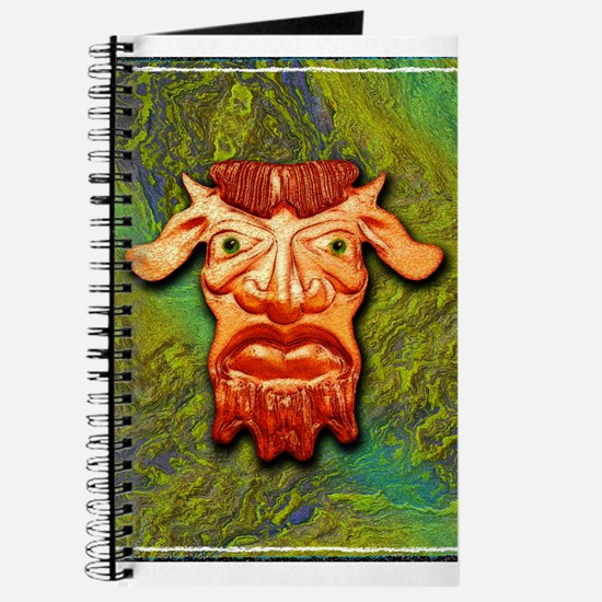 Minotaur Dude Journal