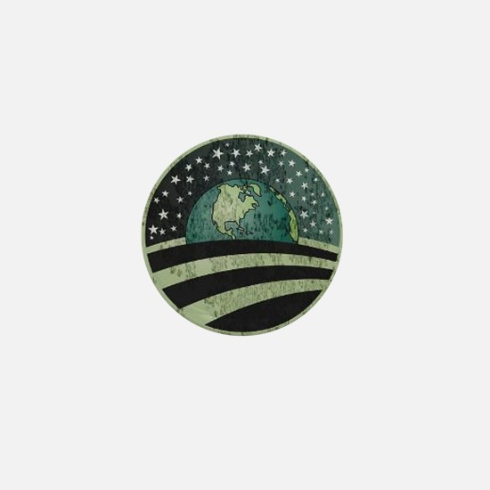 Cute Reelect obama Mini Button
