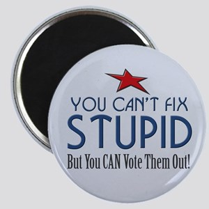 You Can't Fix Stupid Magnet