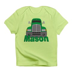 Trucker Mason Infant T-Shirt