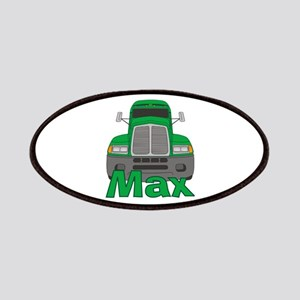 Trucker Max Patches