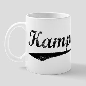 Vintage Kampala Mug
