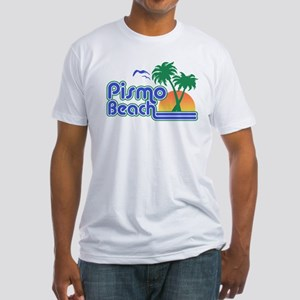 Pismo Beach Fitted T-Shirt