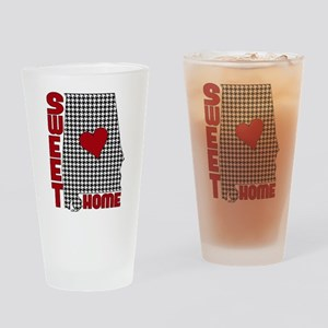 Sweet Home Bama Drinking Glass