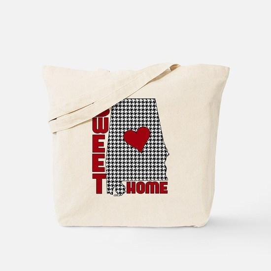 Sweet Home Bama Tote Bag