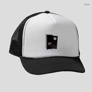 FirstDaySchool082009 Kids Trucker hat