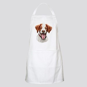 Brittany Bust BBQ Apron