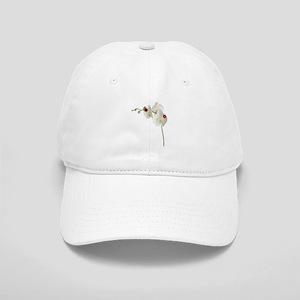 Lady Bug Orchid Cap