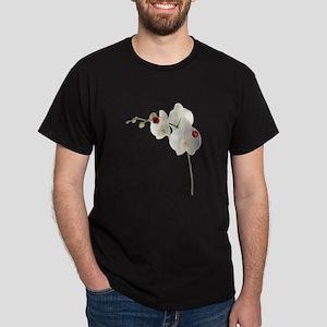 Lady Bug Orchid Dark T-Shirt