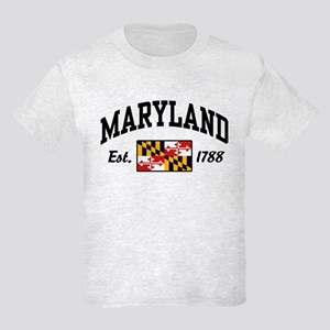 Maryland Kids Light T-Shirt