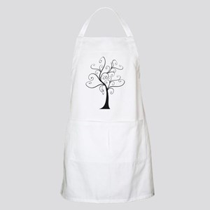 Swirly Tree Apron