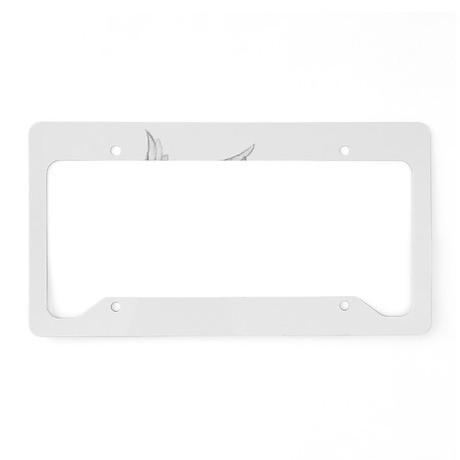 Sparrow License Plate Holder