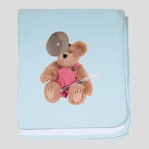 FemalePediatricsDoctor100409 baby blanket