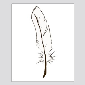 Light as A Feather Small Poster
