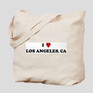 I Love Los Angeles Tote Bag