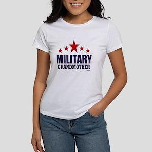 Military Grandmother Women's T-Shirt