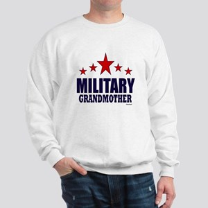 Military Grandmother Sweatshirt