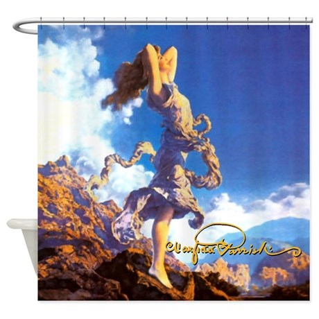Maxfield parrish ecstasy shower curtain by retroranger maxfield parrish ecstasy shower curtain fandeluxe Choice Image