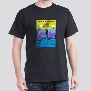 Whale watching SAN DIEGO T-Shirt