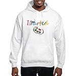 I Arted Sweatshirt