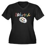 I Arted Plus Size T-Shirt