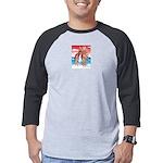 Flight Angel Men's Baseball Shirt