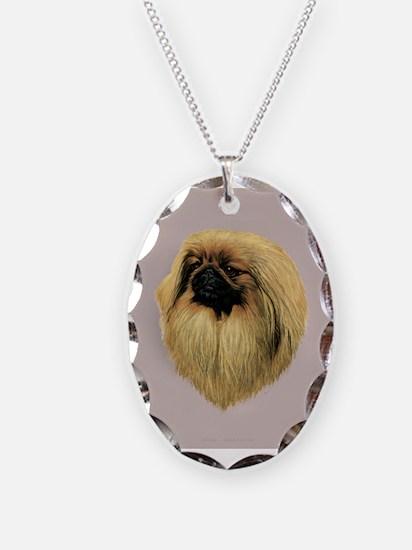Pekingese Necklace