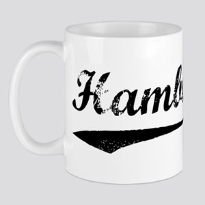 Vintage Hamburg Mug