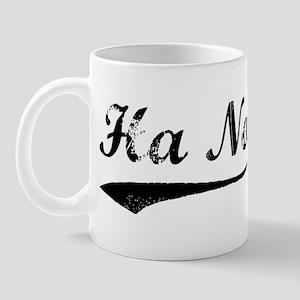 Vintage Ha Noi Mug