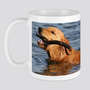Turning Point_Golden Retriever Mug