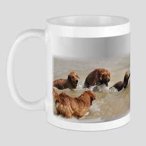 Golden Retriever Art Gifts Mug