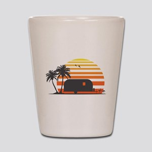 California Streamin' Shot Glass