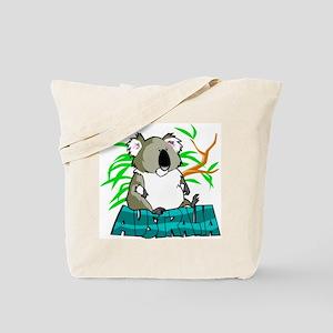 Koala Australia Souvenir Tote Bag