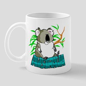 Koala Australia Souvenir Mug