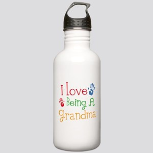 I Love Being A Grandma Stainless Water Bottle 1.0L