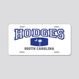 Hodges South Carolina, SC, Palmetto State Flag Alu