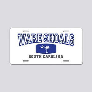 Ware Shoals South Carolina, SC, Palmetto State Fla