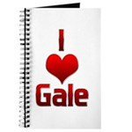I Heart Gale Journal