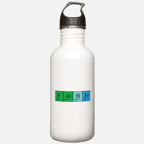 Periodic Father Water Bottle