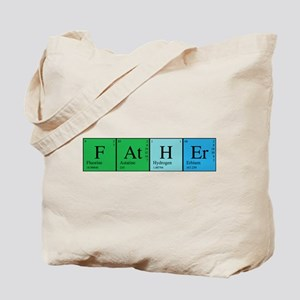 Periodic Father Tote Bag