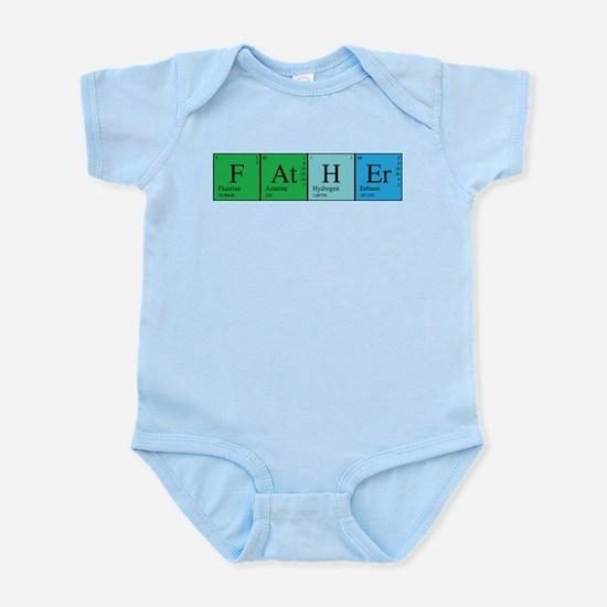 Periodic Father Infant Bodysuit