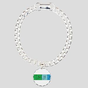 Periodic Father Charm Bracelet, One Charm
