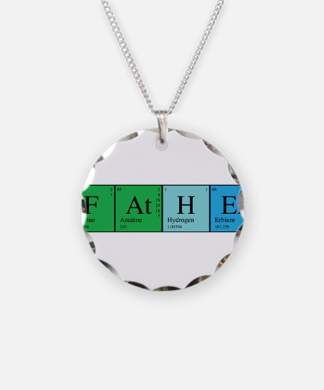 Periodic Father Necklace
