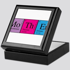 Periodic Mother Keepsake Box